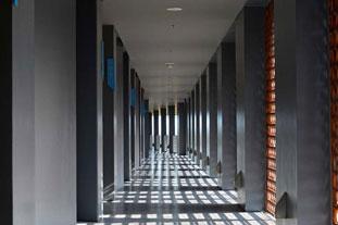 concept - pathway at IZE Seminyak
